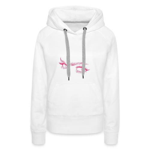 EYE - Frauen Premium Hoodie
