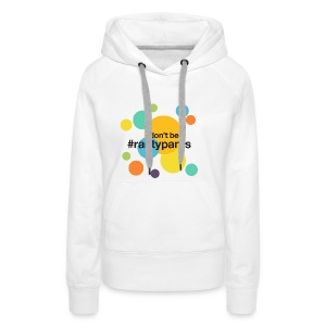 #rantypants (light background) - Women's Premium Hoodie