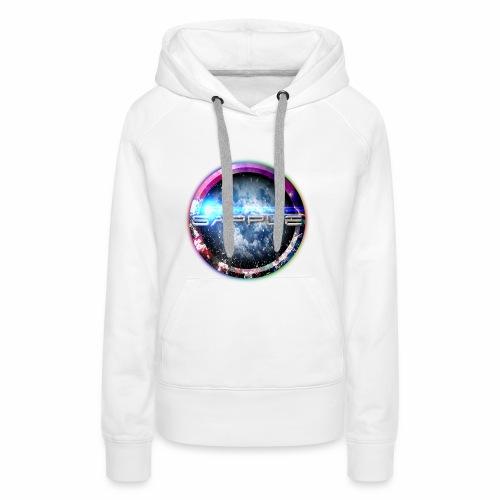 Sapple Space Design - Frauen Premium Hoodie