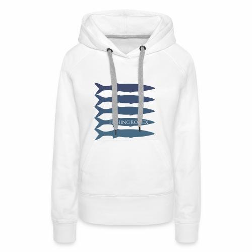 Kodi von FishingKodex - Frauen Premium Hoodie