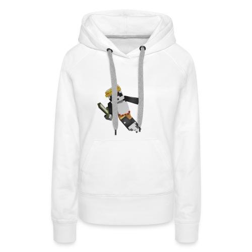 RobinFx-Rander designs - Frauen Premium Hoodie