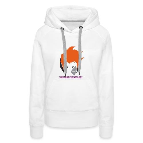 Reizende Kraft - Frauen Premium Hoodie
