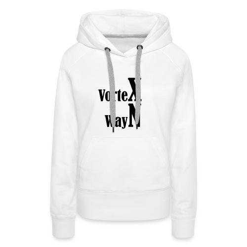 Merch VorteX WayN 2 - Frauen Premium Hoodie