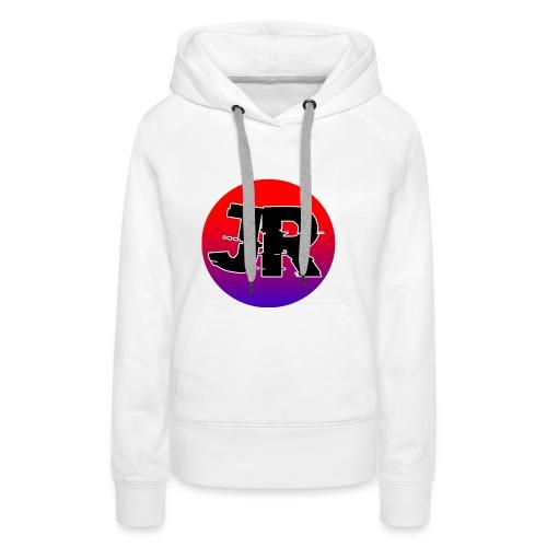 Jamory Ruis Logo - Vrouwen Premium hoodie