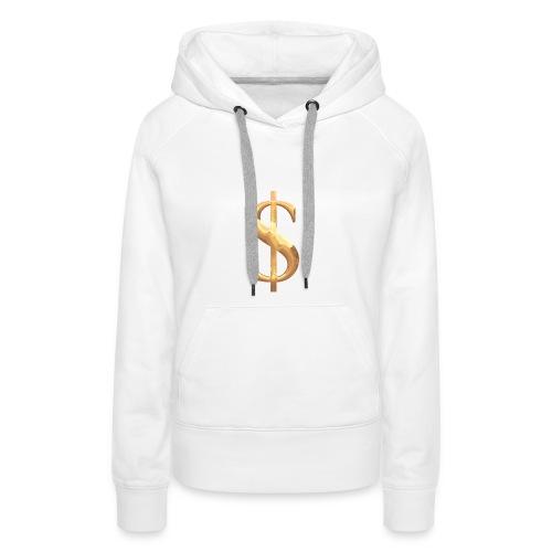 Money - Frauen Premium Hoodie