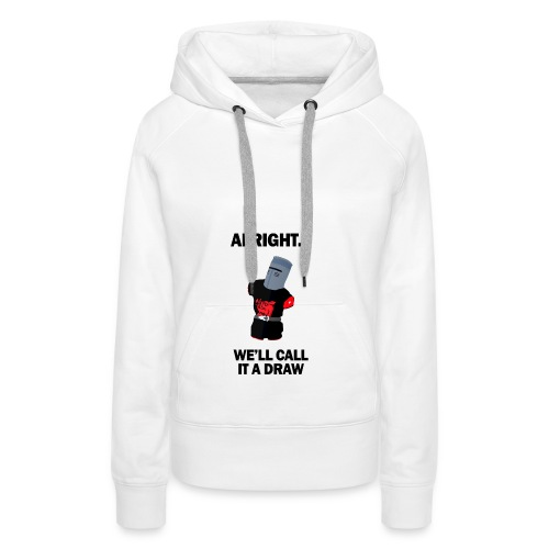 The Black Knight - Women's Premium Hoodie