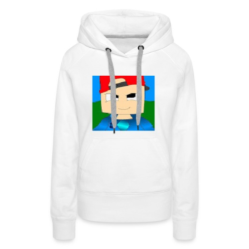 DCGARMY - Vrouwen Premium hoodie