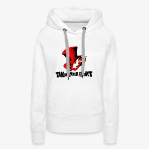 take your heart - Frauen Premium Hoodie