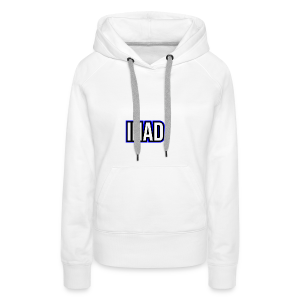 inad - Vrouwen Premium hoodie