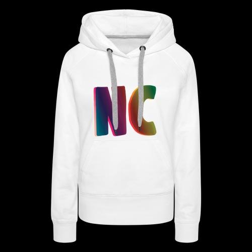 Classique Nouba Clan - Sweat-shirt à capuche Premium pour femmes