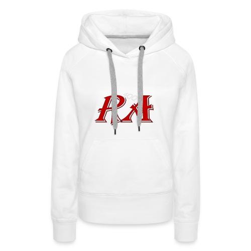 Mannen sweater RA4004 - Vrouwen Premium hoodie