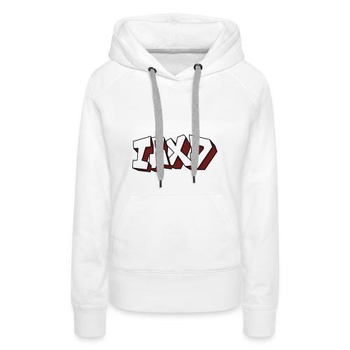 t-shirt voor vrouwen met lange mouwen - Vrouwen Premium hoodie
