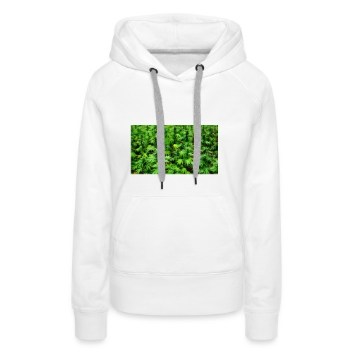 Weed products - Women's Premium Hoodie