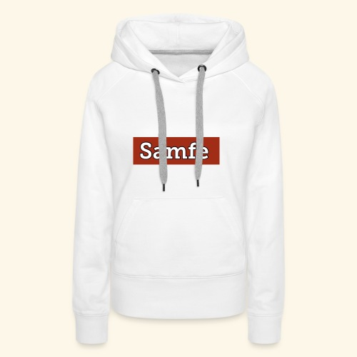 Samfe - Premiumluvtröja dam