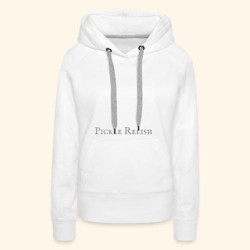 PIKLS - Frauen Premium Hoodie