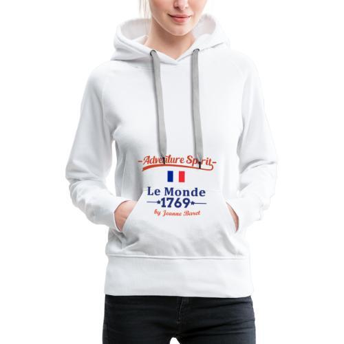 Adventure Spirit France - Frauen Premium Hoodie