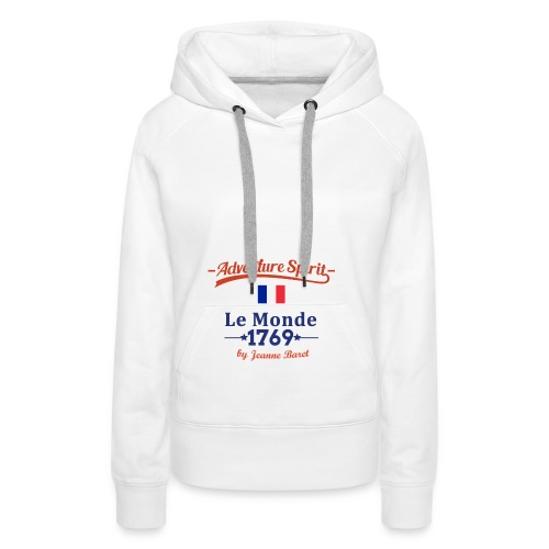 Adventure Spirit France - Frauen Premium Hoodie
