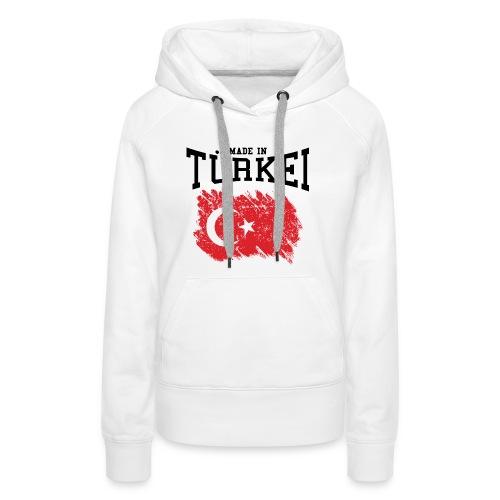 Made in Türkei - Frauen Premium Hoodie