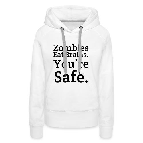 Zombies - Vrouwen Premium hoodie
