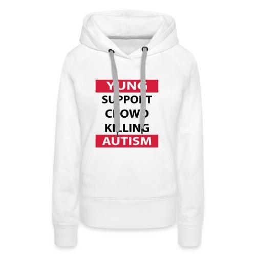 Crowdkill - Vrouwen Premium hoodie
