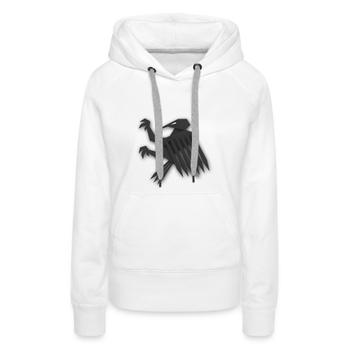 Nörthstat Group ™ Black Alaeagle - Women's Premium Hoodie