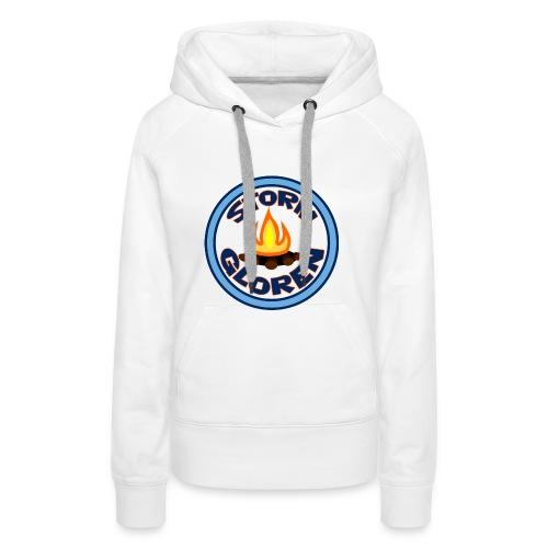 Stormgloren Hoodie - Vrouwen Premium hoodie