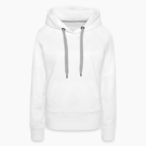 Snow White Dragon Sweatshirt - Women's Premium Hoodie