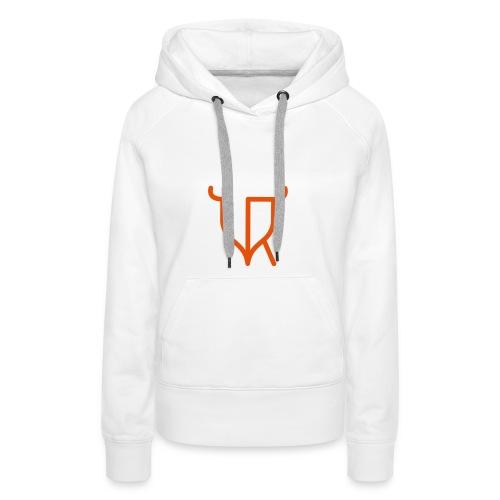 Road Vikings - security jacket - Women's Premium Hoodie