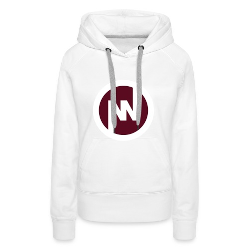 nniflogotype - Premiumluvtröja dam