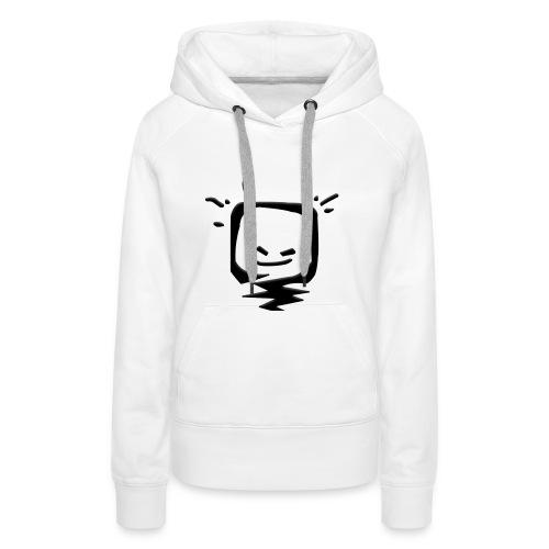 T-Shirt Kemp Gaming Official - Felpa con cappuccio premium da donna
