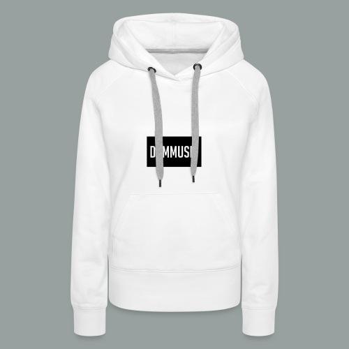 Nice sweater Dammusic - Vrouwen Premium hoodie
