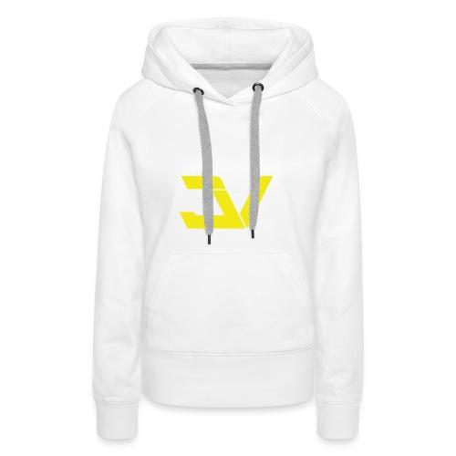 jv_logo-png - Dame Premium hættetrøje