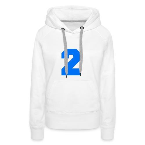 #2 HOODIE - Women's Premium Hoodie