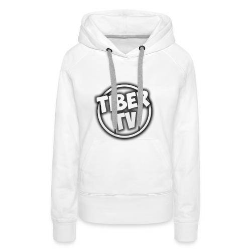 TiberTV White phone case S5 Premium Case - Vrouwen Premium hoodie
