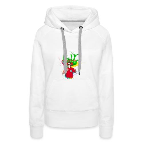 MitchelSonder Hoesje - Vrouwen Premium hoodie