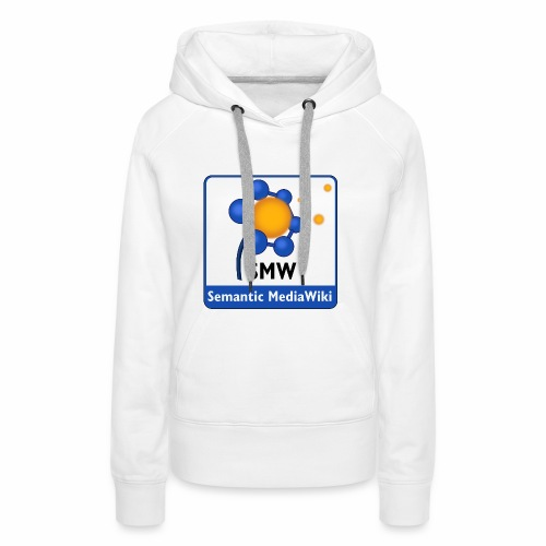 Semantic MediaWiki STREETWEAR - Frauen Premium Hoodie