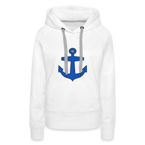 BLUE ANCHOR CLOTHES - Women's Premium Hoodie