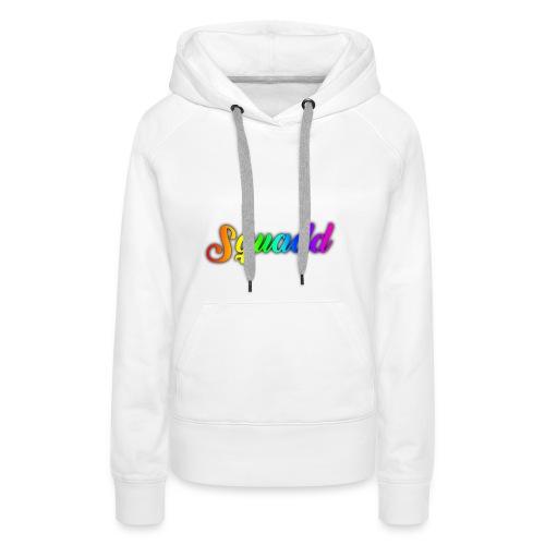 SQUADD - Vrouwen Premium hoodie