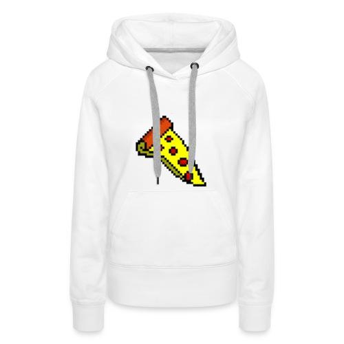 Pepperoni Pizza - Women's Premium Hoodie