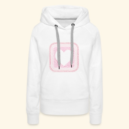 You are my everything with love - Women's Premium Hoodie
