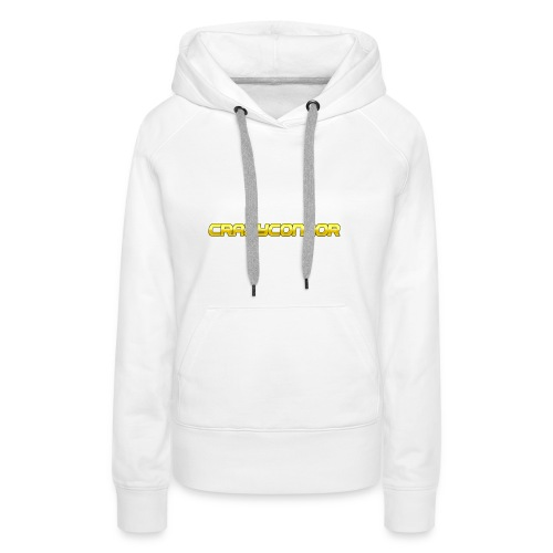 crazyconnor t shirts and hoodies - Women's Premium Hoodie