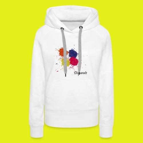 Camiseta 3 - Sudadera con capucha premium para mujer
