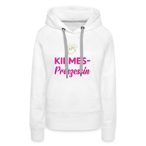 Kirmes-Prinzessin - Frauen Premium Hoodie