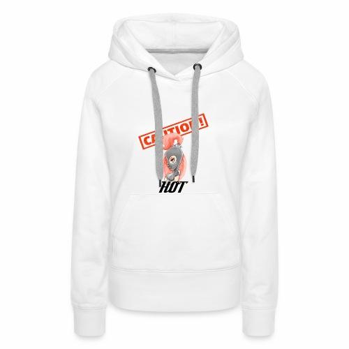 Hot Fetish Girl - Frauen Premium Hoodie