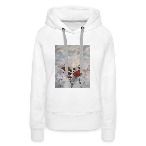 Even_Wachten_Dan_Maar-jpg - Vrouwen Premium hoodie