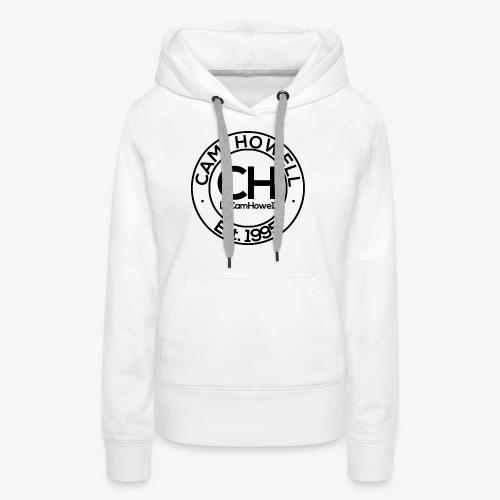 CH Twitch Logo. - Women's Premium Hoodie