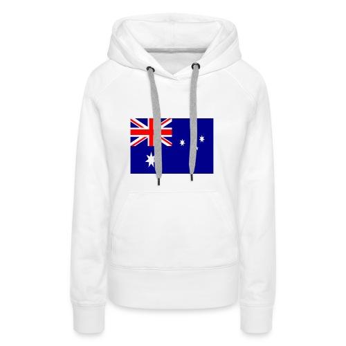 Australia flag - Women's Premium Hoodie