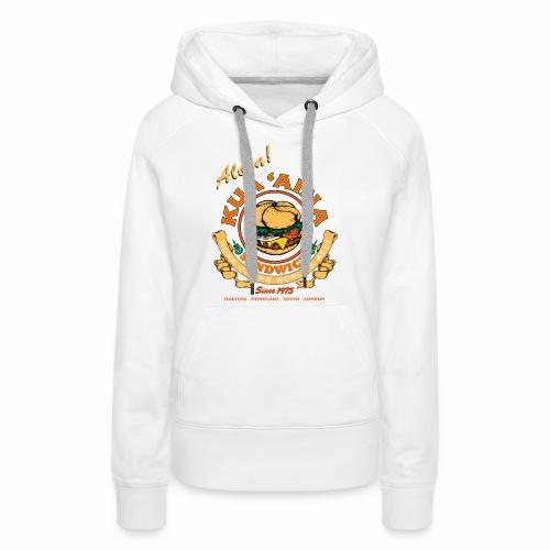 Kua 'Aina Classic - Women's Premium Hoodie