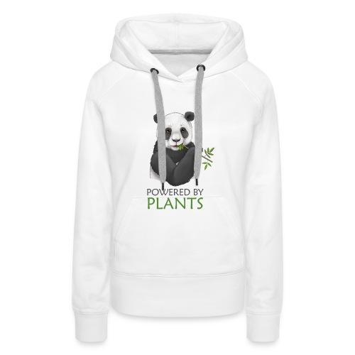 Panda 2 Plantbased - Premiumluvtröja dam