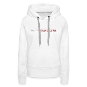 YoungSkillFootball - Frauen Premium Hoodie